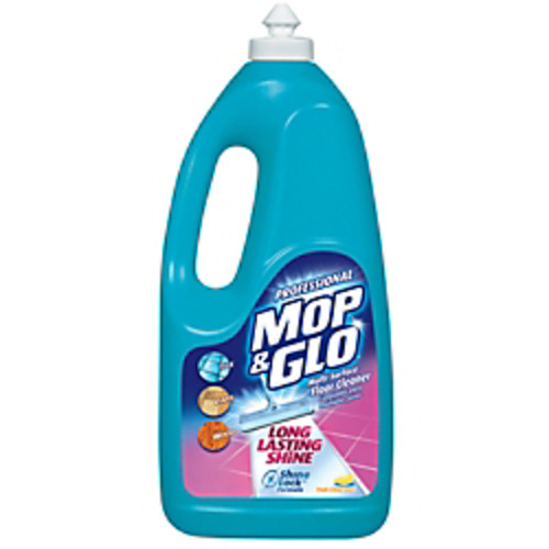 Professional Mop & Glo Triple Action Floor Shine Cleaner, 64 Oz.