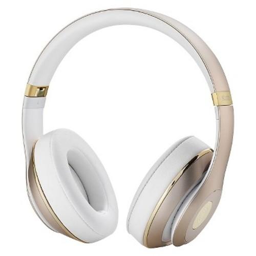 Beats Studio 2 Wireless Over-Ear Headphones - Golden Mist
