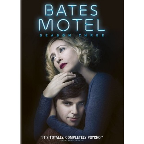 Bates Motel: Season Three [3 Discs]