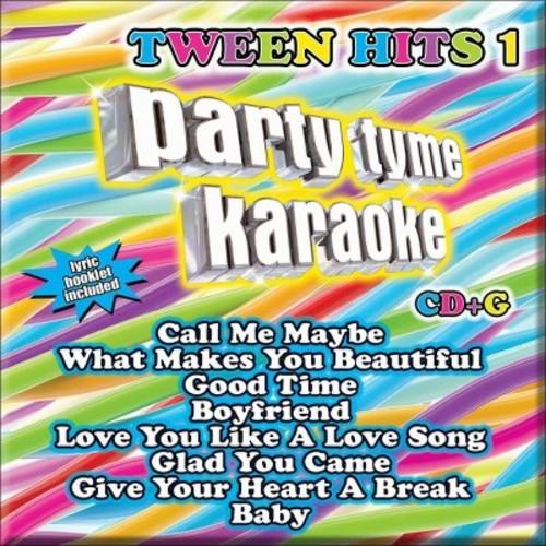 Party Tyme Karaoke: Tween Hits, Vol. 1 [CD + G]
