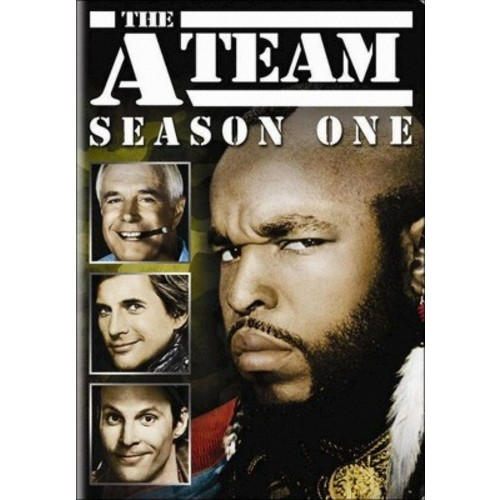 A-Team: Season One [4 Discs] (Boxed Set) (DVD)