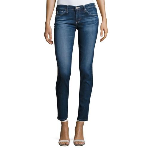AG The Stilt Cigarette Skinny Jeans, 11-Year Journey