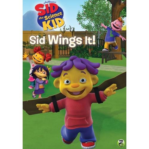 Sid the Science Kid: Sid Wings It [DVD]