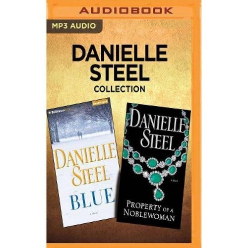 Danielle Steel Collection : Blue / Property of a Noblewoman (MP3-CD)