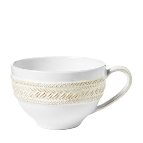 Le Panier Whitewash Teacup