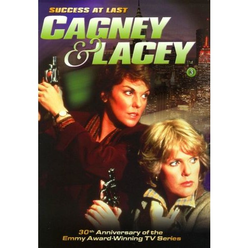 Cagney & Lacey: Season 3 [6 Discs] [DVD]