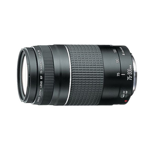 Canon 6473A003 Lens (EF75-300mm) for All SLR Cameras