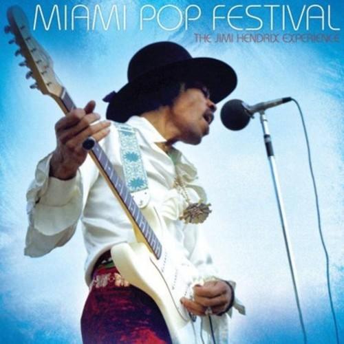 Jimi Experience Hendrix - Miami Pop Festival