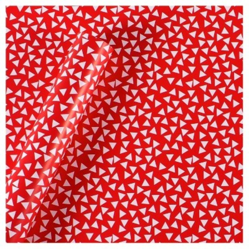 Red Gift Wrap - Spritz