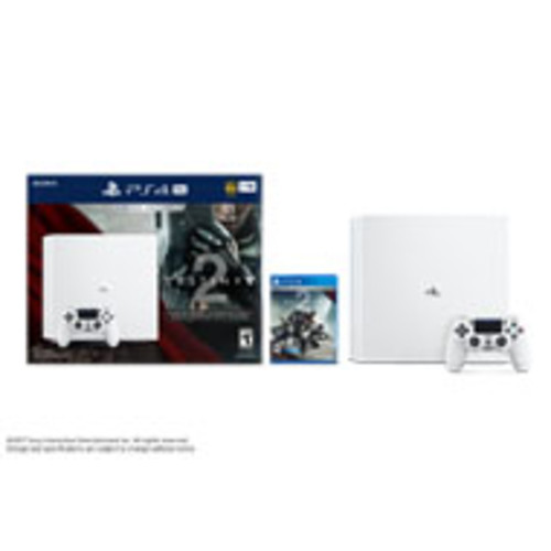 PlayStation 4 1TB Limited Edition Destiny 2 Pro Bundle