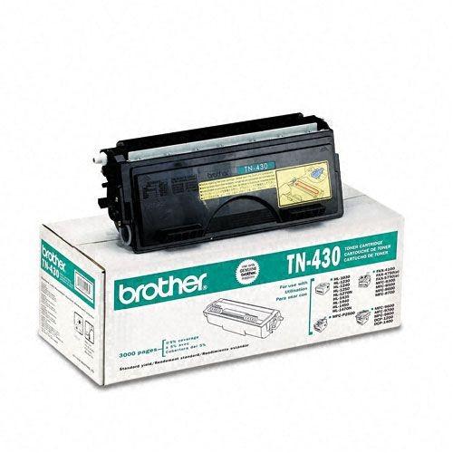 Brother BRTTN430 TN-430 Toner Cartridge, Black