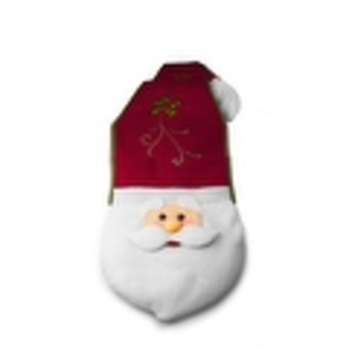 102 Inch Table Runner Featuring Santa Claus