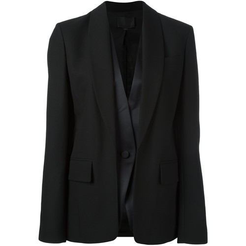 ALEXANDER WANG Tuxedo Layered Blazer