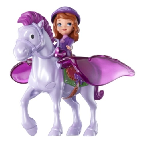 Disney Sofia the First and Minimus
