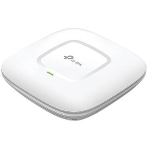 TP-Link Wireless Dual Band Gigabit Access Point - Ceiling Mount, Band Steering, Load Balancing, Captive Portal, 1750Mbps Wi-Fi Speeds, Power over Ethernet (802.3at), Supports Management VLAN - EAP245
