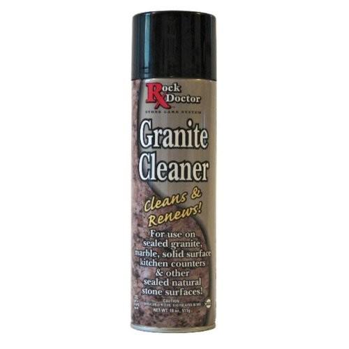 Rock Doctor Granite Cleaner, 18 Ounce [Granite Cleaner]