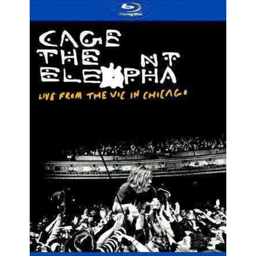 Live From The Vic In Chicago (Blu-ray Disc)