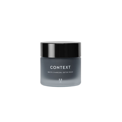 Context White Charcoal Detox Mask in