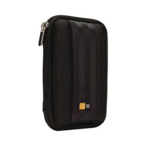 Case Logic Qhdc-101Black Portable Hard Drive Case