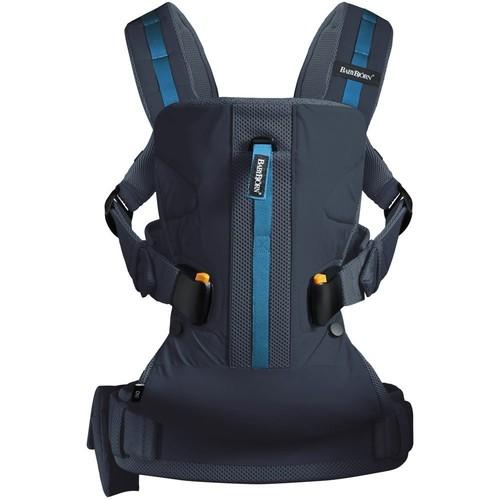 BABYBJRN Baby Carrier One Outdoor- Dark Blue