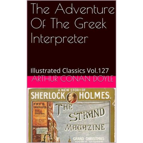THE ADVENTURE OF THE GREEK INTERPRETER ARTHUR CONAN DOYLE