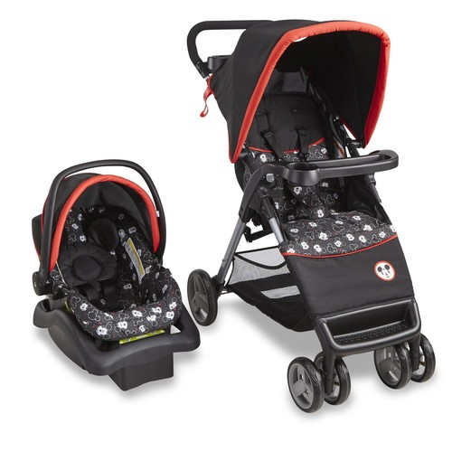 Disney Mickey Mouse Travel System