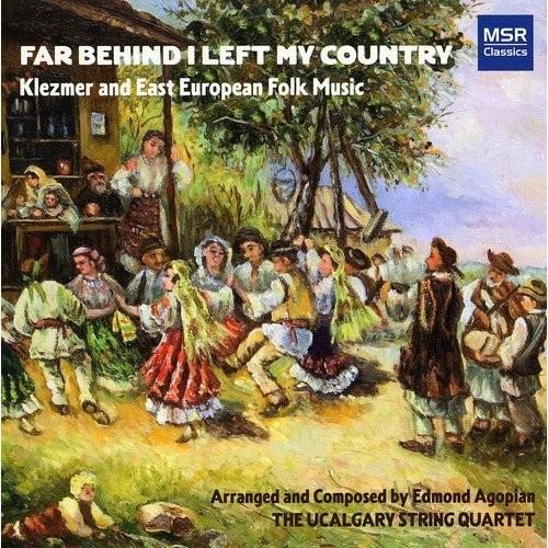 Far Behind I Left My Country: Klezmer and East European Folk Music [CD]