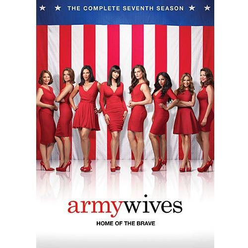 Army Wives: The Complete Seventh Season [3 Discs] [DVD]