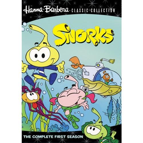 Snorks: Complete Season 1 [DVD]
