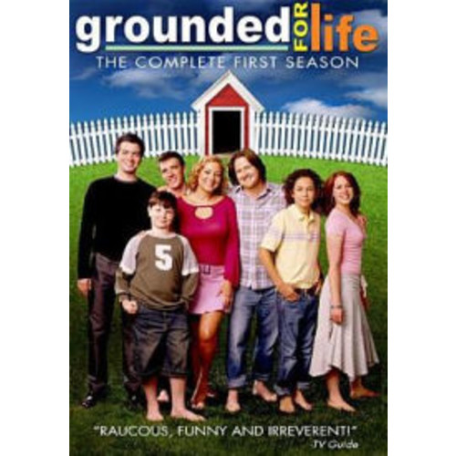 Grounded for Life: The Complete First Season (2 Discs) (dvd_video)