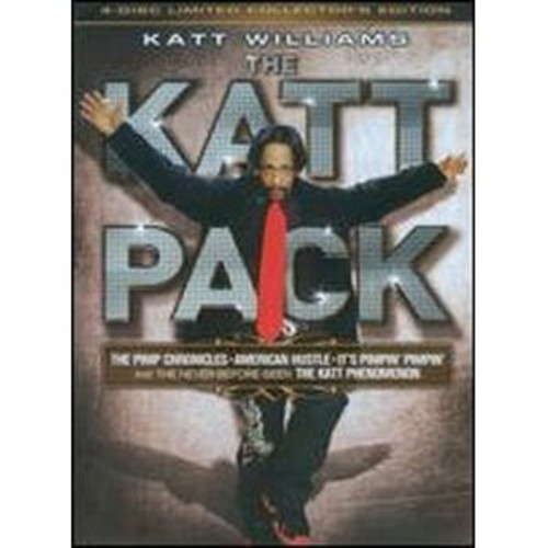 Katt Williams: The Katt Pack [4 Discs]