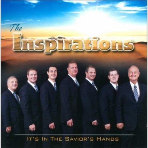 It's In The Savior's Hands CD (2013)