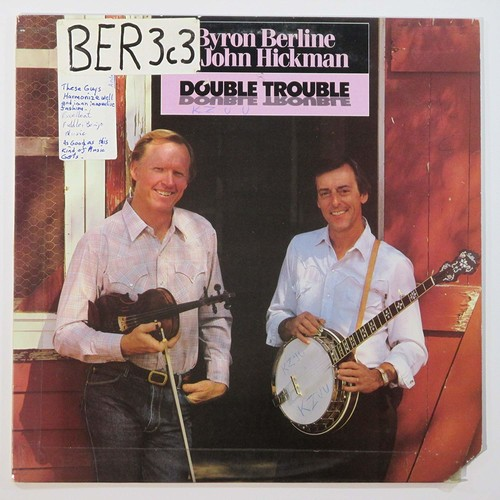 Double Trouble Original recording