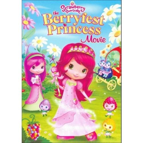Strawberry Shortcake: The Berryfest Princess (DVD)
