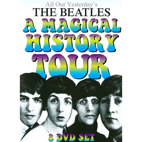 All Our Yesterday's: A Magical History Tour [DVD]