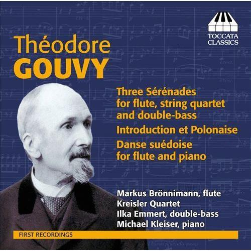 Serenades For Flute & Strings-CD