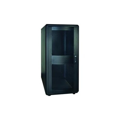 Tripp Lite SR25UB 25U Rack Enclosure Server Cabinet Doors and Sides 3000lb Capacity [25U]