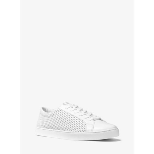 Jake Perforated Leather Sneaker