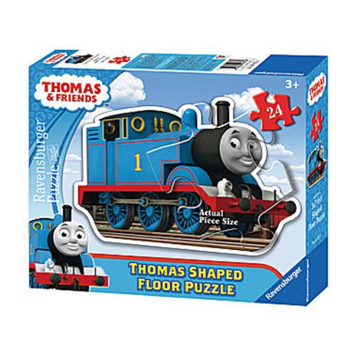 Ravensburger Thomas & Friends - Thomas Shaped Floor Puzzle: 24 Pcs