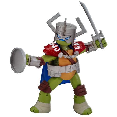 Nickelodeon,Teenage Mutant Ninja Turtles Teenage Mutant Ninja Turtles 5 inch Live Action Role Play Action Figure - Leonar