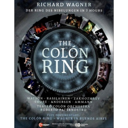 Colon Ring: Der Ring Des Nibelungen In 7 Hours (Blu-ray Disc)
