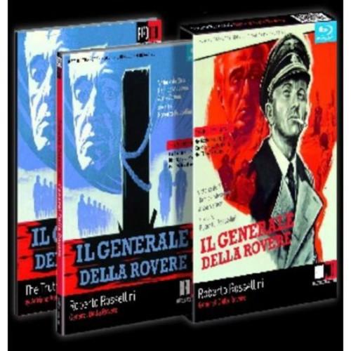 Il Generale Della Rovere [Blu-ray] [1959]
