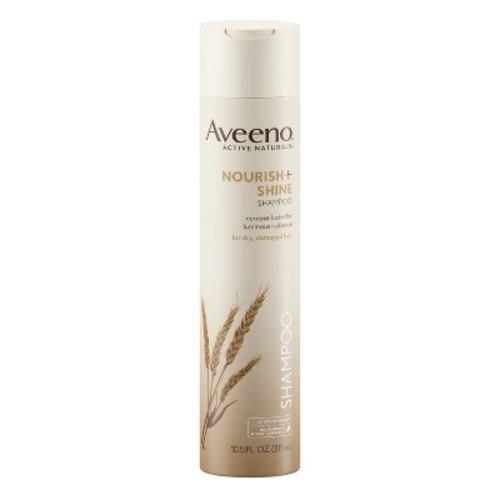 Aveeno Nourish + Shine Shampoo - 10.5 Oz