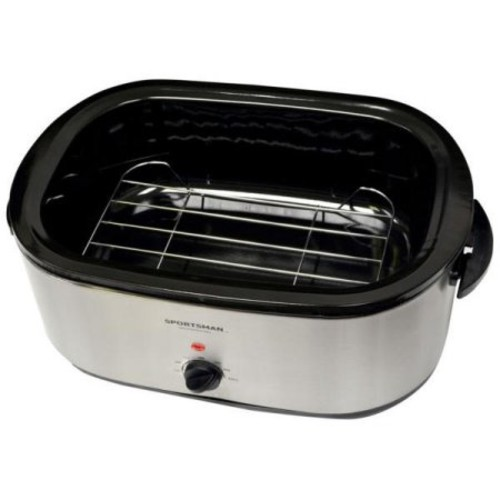 Buffalo Tools Sportsman 18 Qt. Roaster Oven