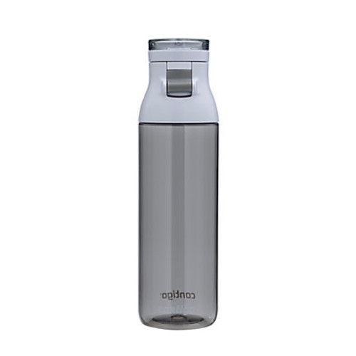 Contigo Jackson Water Bottle, 24 Oz, Grayed Jade/Smoke