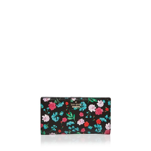 KATE SPADE NEW YORK Cameron Street Stacy Leather Wallet