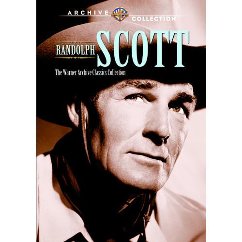 Randolph Scott: The Warner Archive Classics Collection (DVD)