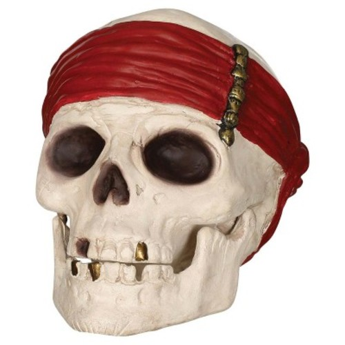 Halloween Pirates of the Caribbean - Pirate Skull