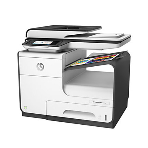 HP PageWide 377dw Color Inkjet All-In-One Printer, Copier, Scanner, Fax