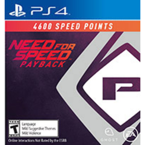 Need For Speed Payback - 4600 Points [Digital]